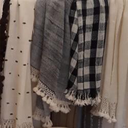 Wool hand woven Shawls